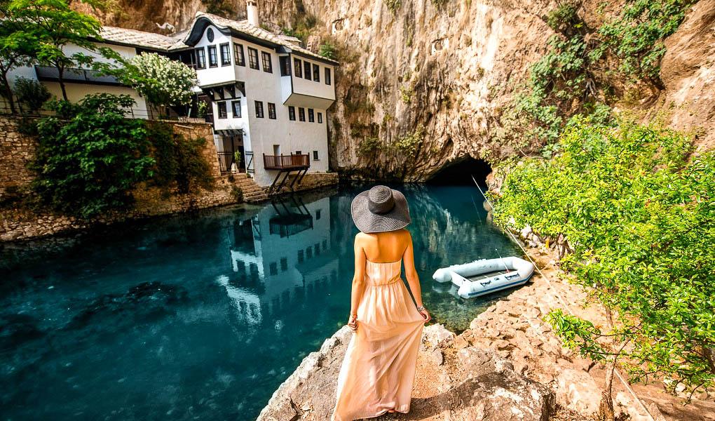 Благай экскурсия из Черногории