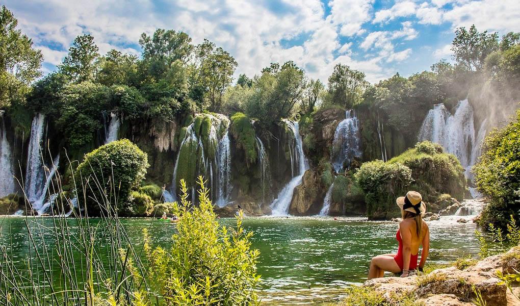 Водопад Босния экскурсия