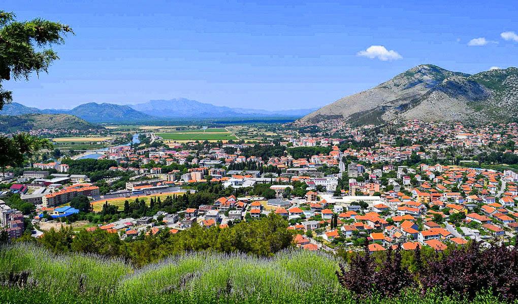 Требинье экскурсия из Черногории