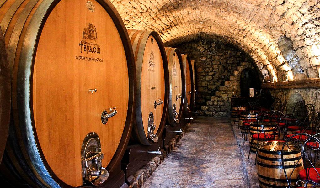 Винодельня Тврдош Черногория