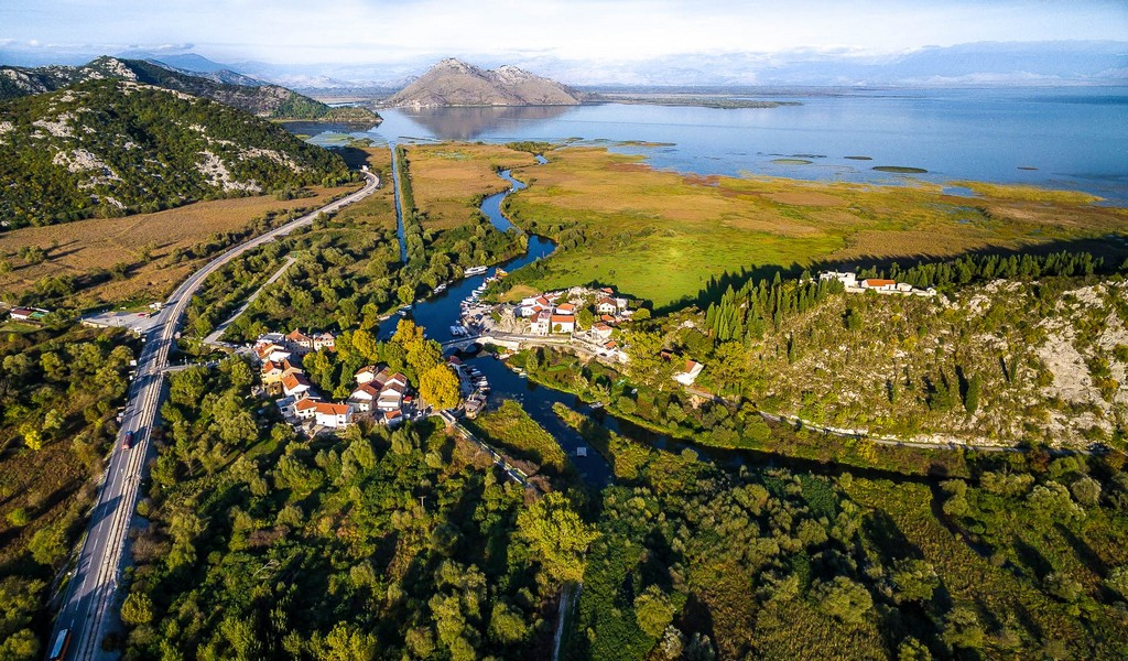 Экскурсии Черногория Скадарское озеро-1