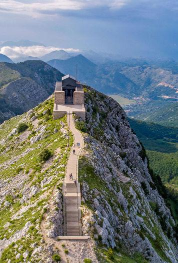 Экскурсия Ловчен Большой королевский тур Черногория
