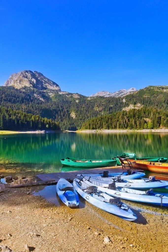 Экскурсия Черное озеро черногория