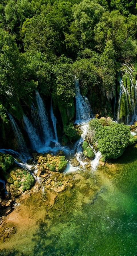 Кравица водопад Босния