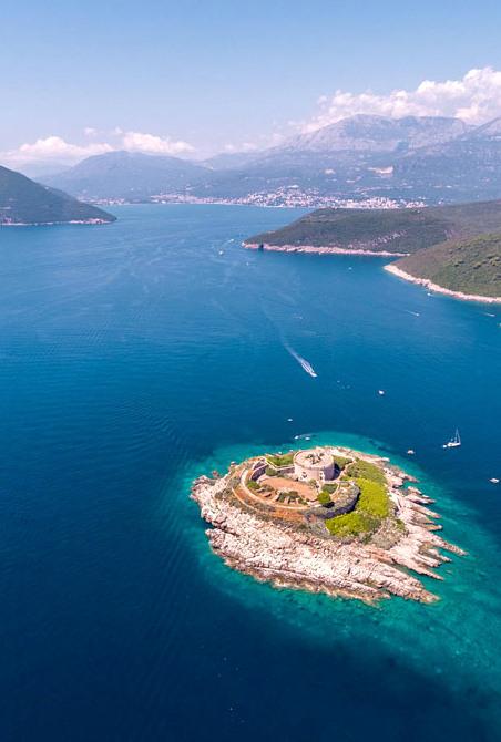 Экскурсия Черногория Остров Мамула